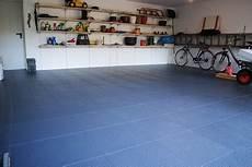 pvc garagenboden fliesen als alternative zur
