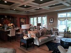 What Color Should I Paint My Coffered Ceiling Match The