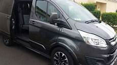 am 233 nagement cabine approfondie ford transit custom sport