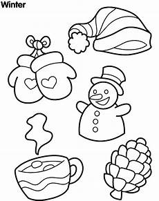 winter coloring pages printable wallpapers9