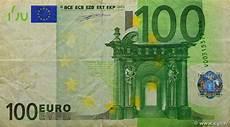 100 Faut 233 Europe 2002 P 05v 4210376 Billets