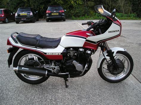 Honda Cbx550f2