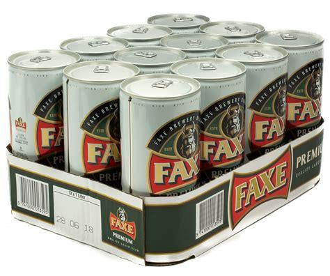 Faxe Premium 1 Liter