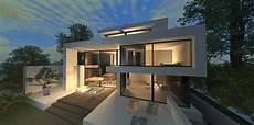 Neubau Haus In Moderner Architektur Zum Festpreis Luxus
