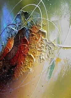 Peinture Tableau Abstrait Contemporain Encadr 233 Toile