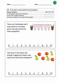 word problem worksheets year 1 11183 year 1 addition word problems new curriculum by inspireprimary teaching resources tes