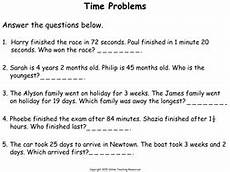 time problems year 4 animated powerpoint presentation