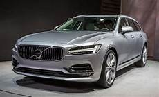 2018 Volvo V90 Wagon Photos And Info News Car And Driver