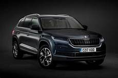 New Skoda Kodiaq Suv Official Pictures Auto Express