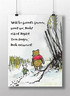winnie the pooh quotes we ll be friends forever
