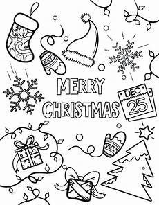 merry coloring pages for adults at getcolorings