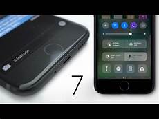 jet black iphone 7 new home button leak