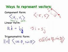pc 6 3 notes vectors