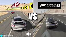 Forza Motorsport 7 Ps4 - forza motorsport 7 vs assetto corsa graphics and sound