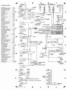 1983 s10 2 8 wire diagram engine compartment wiring diagram 1991 chevrolet 1500 4 3 v6 5speed manual with a c