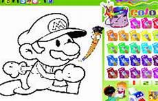 Malvorlagen Mario Flash Mario