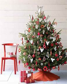Decorations For Small Trees by Creative Tree Decorating Ideas Martha Stewart