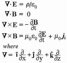 phys208 maxwell s equations