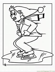 free winter sports coloring pages 17836 coloring pages skating coloring page 231x300 sports gt winter sports free printable coloring