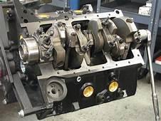 Chevy 43L 262ci V 6  Engine Build