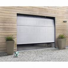 porte sectionnelle garage porte de garage sectionnelle hormann h 200 x l 240 cm