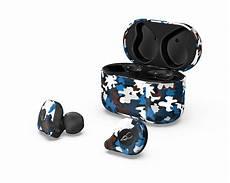 Sabbat Ultra Bluetooth Earphone Camouflage Cvc8 by Sabbat E12 Ultra Camouflage Tws Bluetooth 5 0 Earphone