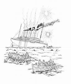 titanic zum ausmalen vorlagen zum ausmalen gratis ausdrucken