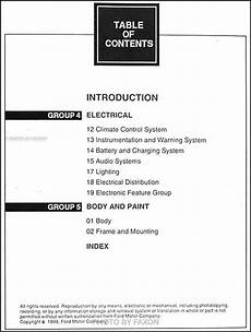 car repair manuals download 2000 ford expedition windshield wipe control 2000 ford expedition and lincoln navigator repair shop manual original set