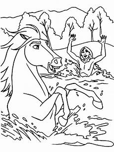 Pferde Ausmalbilder Spirit Spirit Spirit Coloring Pages