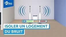 placo anti bruit comment isoler un logement du bruit la solution placo