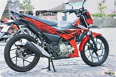Suzuki Satria F150 Image