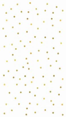 Iphone Wallpaper White And Gold by Small Gold Spots Confetti Dots Iphone Wallpaper Background