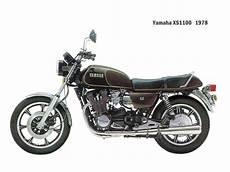 1980 Yamaha Xs 1100 Moto Zombdrive