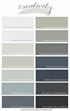 my quot go to quot paint colors
