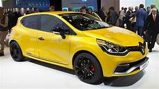 Renault Clio 4 Rs 200 Scooped In Autoevolution