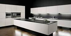 cuisine blanc et noir 85055 l 238 lot central nos coups de cœur pour votre cuisine