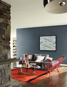 living room family room benjamin moore wolf gray paint color 2127 40 color trends 2018