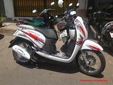 Skotlet Scoopy by Kumpulan Modifikasi Honda Scoopy Ala Ple Sticker Phuket