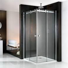 Duschkabine Glas Eckeinstieg - hsk atelier eckeinstieg gleitt 252 r 4 teilig design duschkabine