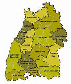 Plz Baden Baden - file bw regionen png wikimedia commons