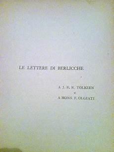 le lettere di berlicche tolkien collection le lettere di berlicche prima