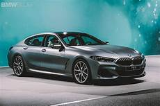 Live Photos Of The Bmw 8 Series Gran Coupe