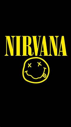 Band Home Screen Wallpaper by Free Hd Nirvana Band Iphone Wallpaper For 0191