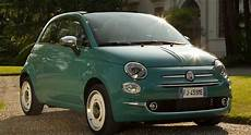 Fiat 500 Anniversario Edition Blows Out Some Cheaper