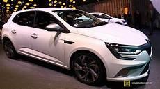 2017 Renault Megane Gt Exterior And Interior Walkaround