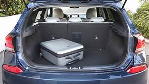 Hyundai I30 2017 Dimensions Boot Space And Interior