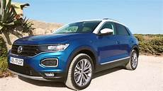 Vw T Roc 2017 Test Review Of The New Small Volkswagen
