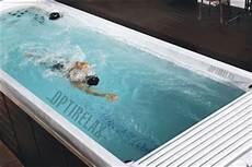 kleiner pool mit gegenstromanlage swim spa pools kaufen optirelax 174