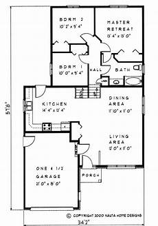 backsplit house plans 3 bedroom backsplit house plan bs118 1250 sq feet