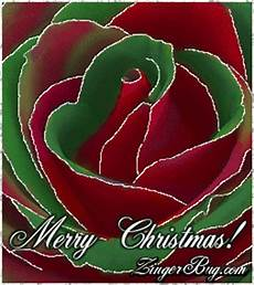 christmas rose glitter graphic greeting comment meme or gif